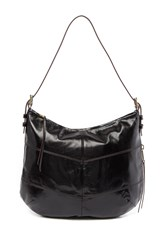 Hobo Serra Leather Bag Black