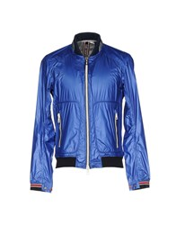 Club Des Sports Jackets Bright Blue