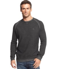 Tommy Bahama Big And Tall Barbados Crew Neck Sweater