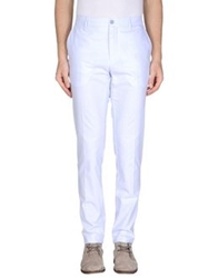 Ermanno Scervino Casual Pants Sky Blue