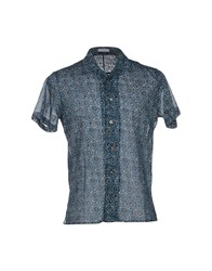 Iceberg Shirts Shirts Men Blue