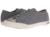 Seavees 08 61 Army Low Wintertide Charcoal Men's Shoes Gray