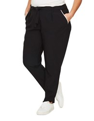 Junarose Nest Four Pocket Pants Black