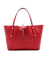 Annabel Ingall Isabella Small Tote Red