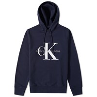 Calvin Klein True Icon Pullover Hoody Blue