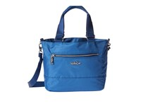 Kipling Adelina Cold Blue Brightside Mix Satchel Handbags