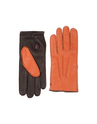 Agnelle Gloves Orange
