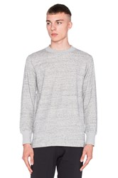 Wil Fry Long Sleeve Thermal Gray