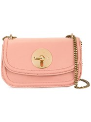 See By Chloe Chain Strap Shoulder Bag Nude Neutrals