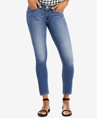 Levi's 711 Cool Max Skinny Ankle Jeans Light Years