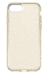 Speck Clear Glitter Iphone Case