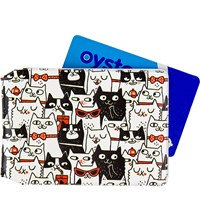 Ohh Deer Cats Oyster Card Holder