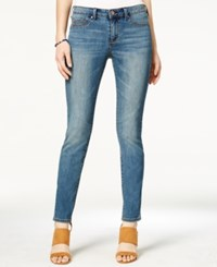 Jessica Simpson Kiss Me Royal Blue Wash Skinny Jeans Cabo