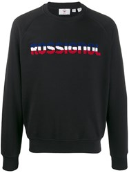 Rossignol Terry Flocked Sweater Black