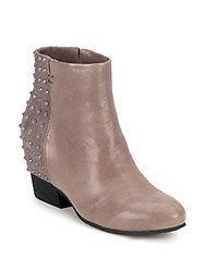 Gentle Souls Studded Ankle Boots Dolphin