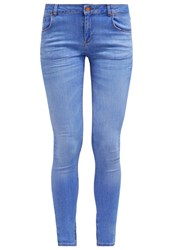 Bik Bok Groupie Slim Fit Jeans Blue