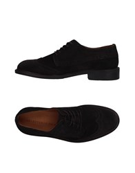 Selected Homme Lace Up Shoes Dark Brown