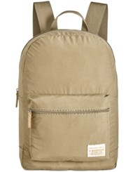 Barbour Men's Beauly Packable Backpack Khaki