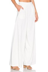 House Of Harlow X Revolve Charlie Wide Leg Pant Ivory