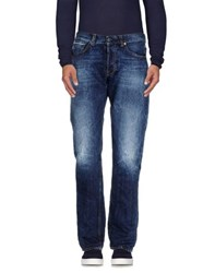 Gilded Age Denim Denim Trousers Men