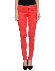 Hudson Casual Pants Red