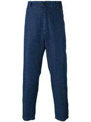 Societe Anonyme Summer Weekend Denim Trousers Blue