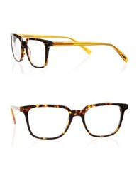 Eyebobs See Suite 10 51Mm Square Reading Glasses Tortoise