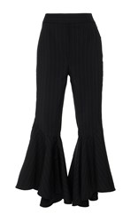 Ellery Sinuous Flared Pant Stripe