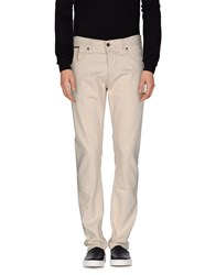 Tommy Hilfiger Denim Denim Denim Trousers Men Ivory