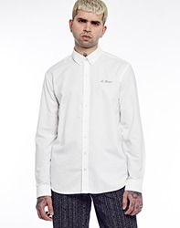 A Question Of Mr Handsome Oxford Shirt
