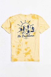 Katin Party Wave Tee Yellow