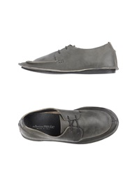 Collection Privee Collection Privee Lace Up Shoes Lead