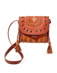 Steve Madden Tulsa Crossbody Mini Bag Spice
