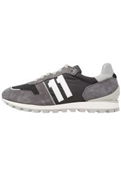 Bikkembergs Number Trainers Grey Black