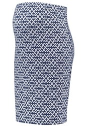 Noppies Luna Pencil Skirt Dark Blue