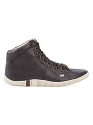 Osklen Hi Top Trainers Black