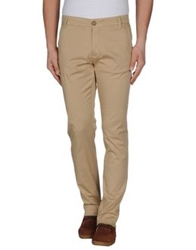 Met And Friends Casual Pants Sand