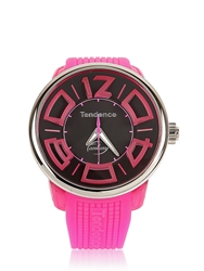 Tendence Fantasy Fluorescent Watch Pink
