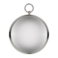 Fornasetti Convex Magic Mirror Chrome