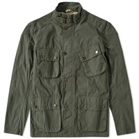 Barbour International Smokey Jacket Green
