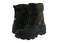 Tundra Boots Bronco Black Brown Men's Cold Weather