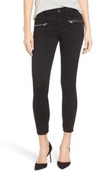 7 For All Mankindr Women's Mankind B Air Zip Ankle Skinny Jeans