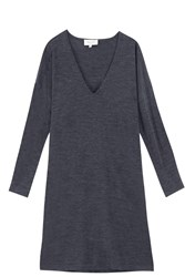 Paul And Joe Merino Dress Grey