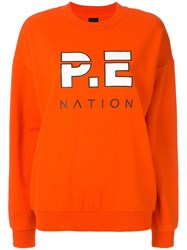 P.E Nation Full Strength Sweater 60
