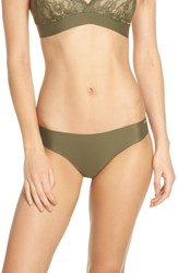 Vince Camuto Priscilla Thong Olive Night