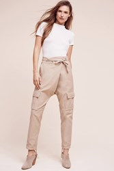 Anthropologie Citizens Of Humanity Casbah Cargo Joggers Khaki