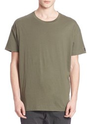 Zanerobe Relaxed Fit Rugger Tee Olive