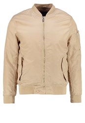 Your Turn Bomber Jacket Stone