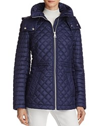 Marc New York Emma Quilted Puffer Jacket Midnight