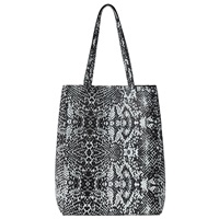 Collection Weekend By John Lewis Mono North South Tote Bag Snake